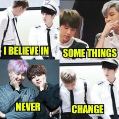 Namjin is the only ship that nevr change! >///< | BTS - Rap Monster, Jin