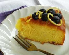 Lemon ricotta cake - wheat free recipe This is very delicious! It's a keeper for the wheat-free cake recipe collection.