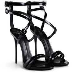 - Sandals Women - Shoes Women on Giuseppe Zanotti Design Online Store United States Giuseppe Zanotti Design, Giuseppe Zanotti Shoes, Dream Shoes, Crazy Shoes, Pretty Shoes, Cute Shoes, Hot Heels, Strap Sandals, Heeled Sandals
