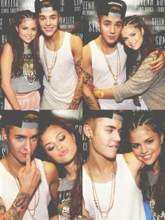 Find images and videos about couple, justin bieber and selena gomez on We Heart It - the app to get lost in what you love.