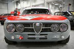 Alfa Romeo GTAm (1971) Racing car with 2-liter engine (192 HP) based on Alfa…