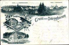 Litho-Dabringhausen-Wermelskirchen-im-Bergischen-Land-Restauratio-1370236