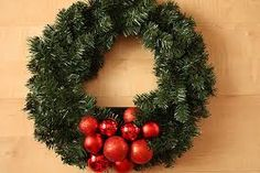 Image result for diy christmas wreaths