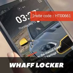 Make Extra $ on your Phone with WHAFF LOCKER