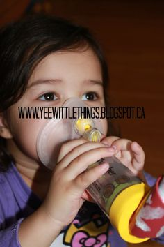 "Yee Wittle Things: Living With Asthma - Tips On How To Make Your House ""Asthma-Friendly"" (#Asthma Tips)"