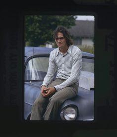 James-Taylor-Two-Lane-Blacktop-1955-Chevy-classic-car-original-transparency-35mm