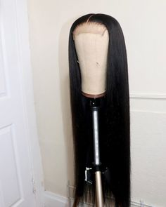 Black Wigs For Black Women Lace Frontal Black And Blue Ombre Hair Long Black Curly Hair Best Hair Conditioner For Natural Hair Short Curly Human Hair Wigs For Black Women Black Wig, Black Curly Hair, Long Black, Baddie Hairstyles, Braided Hairstyles, Best Hair Conditioner, Mode Rihanna, Curly Hair Styles, Natural Hair Styles