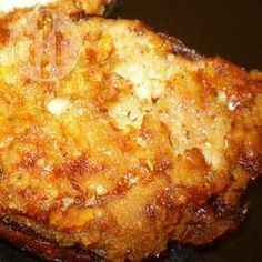 Côtelettes de porc à l'italienne @ qc.allrecipes.ca