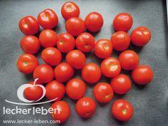 Tomaten - echtes Essen macht glücklich