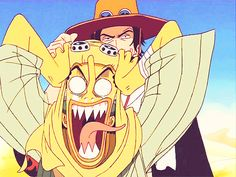 My reaction while looking at Usopp: I:3