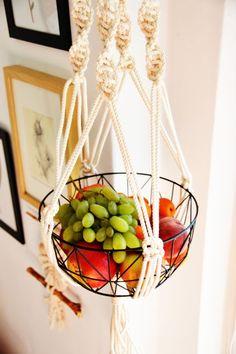 My Home Style macrame hanger