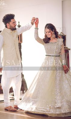 Bridal Mehndi Dresses, Eid Dresses, Bridal Outfits, Wedding Dresses, Ethnic Outfits, Ethnic Clothes, Iqra Aziz, Wedding Gifts For Bride, Celebs