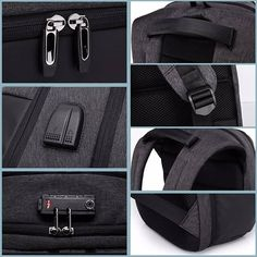 Shop your  business backpack at www.vms-bags.co.za, vms-bags presents to you a USB port, headset port and waterproof all in one bag. #business #businessbags #businessowner #travel #businesstrip #businesstrippin #antitheftbag #tsalock #travel #backpacking
