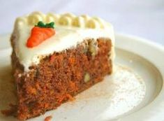 Jill's Moist Carrot Cake recipe
