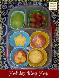 Healthy Eating Starts at Home: Ho-Ho-Ho!!! A Holiday Blog HOP