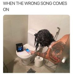 And nobody has time for the wrong song. - totally me - Best Humor Funny Wtf Funny, Crazy Funny Memes, Really Funny Memes, Funny Laugh, Stupid Funny Memes, Funny Relatable Memes, Funny Tweets, Funny Stuff, Ouat Funny Memes