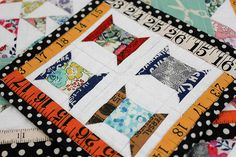 mini quilt  . . . from Craftopia