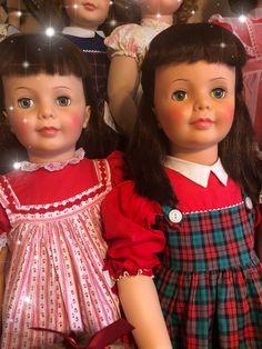 Marla's Patti Playpal's Ideal Toys, Beautiful Dolls, Baby Dolls, Flower Girl Dresses, Bear, Friends, Wedding Dresses, House, Antique Dolls