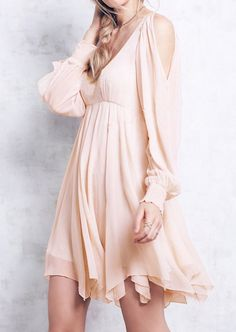 31d75271a57b 2017 New Lady vestidos Chiffon Dress Women Summer Casual Faux Tiwnset  Styles Girl for love Slim Pink Dress Comfortable