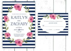 50 Examples of Wedding Invitation Templates