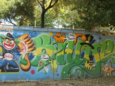 Street Art from Sevilla, Andalucia España