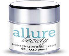 Allure Beauty Anti-Aging Retinol Cream