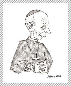 Ildefonso Schuster, 1880 - 1954, sacerdote benedettino e cardinale. Nel 1929 fu ordinato arcivescovo di Milano da papa Pio XI. Fu intermediario nelle trattative di resa, poi fallite, tra Mussolini e il CLN. Proclamato beato nel 1996, è sepolto nel Duomo di Milano. #AlbumMilano