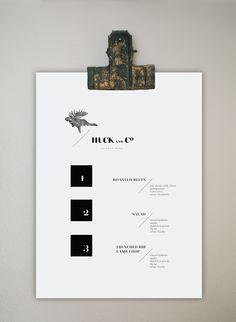 Huck + Co // Lauren Ledbetter Design