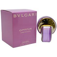 3 Pack Bvlgari Omnia Amethyste by Bvlgari for Women 2 2 oz EDT Spray | eBay