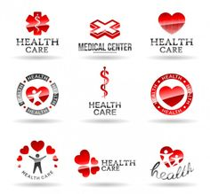 Beautifully the icon health care designed vector   Download Free Vector