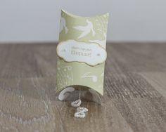 Pillowbox zur Hochzeit