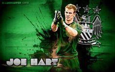 Joe Hart Man City 2012-2013 HD Best Wallpapers