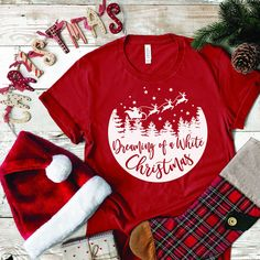 Dreaming of a White Christmas SVG, Christmas by EnchantedSVG on Zibbet Merry Christmas, Christmas Vinyl, White Christmas, Xmas, Christmas Decor, Christmas Tee Shirts, Christmas Sweaters, Christmas Clothes, Christmas Outfits
