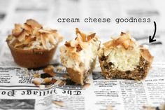 Sprinkle Bakes: Coconut Cappuccino Muffins www.MadamPaloozaEmporium.com www.facebook.com/MadamPalooza