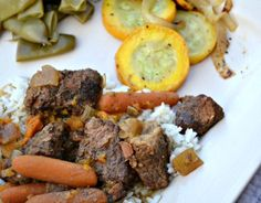 Thai Curry with Beef Brisket | Whole30 Compliant - Once A Month Meals - Freezer Meals - Freezer Recipes - OAMM - OAMC
