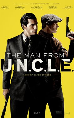 100 Movie Challenge 2016, 108/ 100: The Man from U.N.C.L.E., Rating: 3,5/ 5