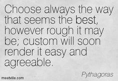Pythagoras Quotes - Meetville