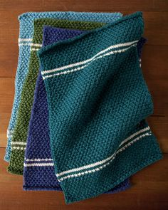 Dish Towel Set - Ocean
