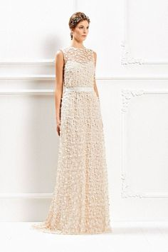 Max Mara's Fall - Winter 2015 Wedding Gown Collection 14