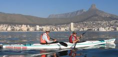 Things To Do in Cape Town – Kaskazi Kayak. Hg2Capetown.com.