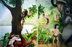 Jungle Book wardrobes