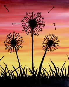 Browse our events calendar and find a Paint Nite event near Kansas City, MO - Art Painting Simple Canvas Paintings, Easy Canvas Art, Small Canvas Art, Easy Canvas Painting, Mini Canvas Art, Sunset Painting Easy, Wine And Canvas, Decorative Paintings, Acrylic Canvas