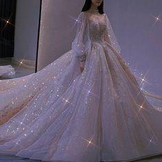 Pretty Quinceanera Dresses, Pretty Prom Dresses, Elegant Dresses, Cute Dresses, Beautiful Dresses, Princess Ball Gowns, Princess Wedding Dresses, Dream Wedding Dresses, Fantasy Gowns