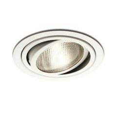 Model R5VT-32 Five Inch Line Voltage Recessed Lighting Trim- Adjustable Gimbal Ring