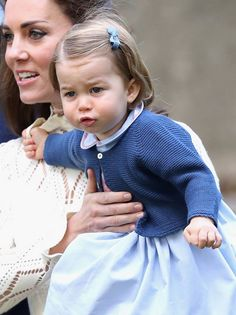 Looks like Kate is p.o.'d & Princess is right with her!!