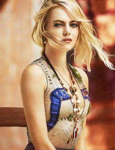 #Beautiful Emma Stone ❤️02