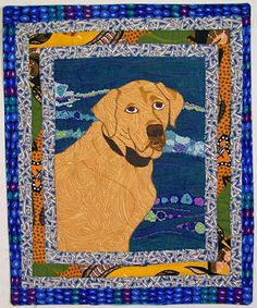 Marco by Karen Loprete - Contemporary Fiber Artist: Gallery of Larger Works
