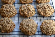 Banana Oatmeal Butterscotch Chip Cookies - Wine a Little, Cook a Lot Oatmeal Butterscotch Cookies, Oatmeal Cookie Recipes, Butterscotch Chips, Banana Bread Recipes, Cookies Ingredients, Salted Butter, Cooking Time, Chip Cookies, Yummy Food