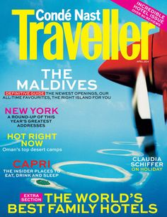Grab a Pathfinder Luggage Carry-on and GO! If you need more luggage space for the #Maldives, then you're packing too many bathing suites. #SafeTravels New April issue on sale TODAY! Find our travel luggage at: http://pathfinderluggage.com