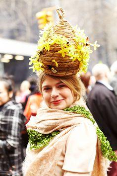 Festive, Crazy Hats at New York's Easter Parade - The Cut.  NY Mag.